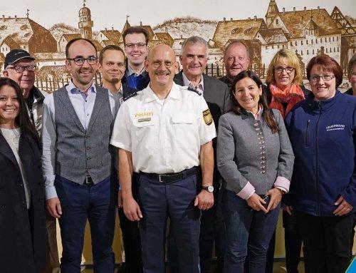 Bayerns Polizei ist fit für die Zukunft