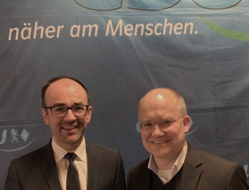 Holzammer traf Mortler-Nachfolger