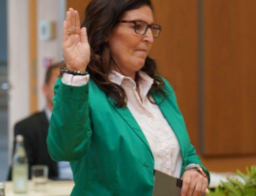 Sensation in der konstituierender Sitzung des Gemeinderates