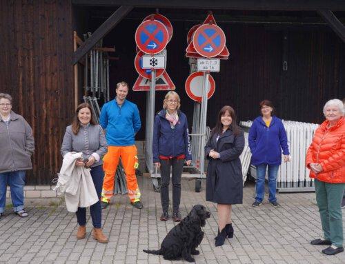 CSU-Frauenunion besucht Bauhof