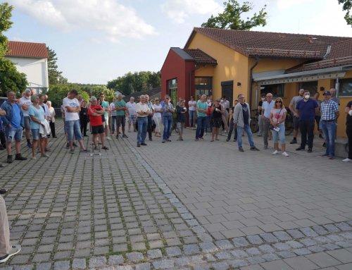 Unmut in Lindelburg wächst
