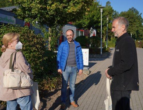Endspurt: CSU-Wahlkampf in Schwarzenbruck